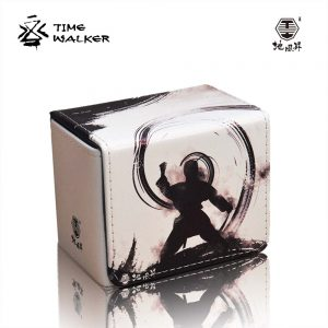 17.- TW Kungfu deck box (white)