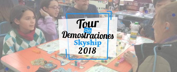 Participa en nuestro Tour de tiendas!